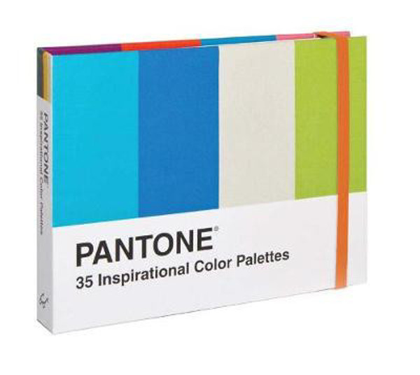 Picture of Pantone: 35 Inspirational Color Palettes