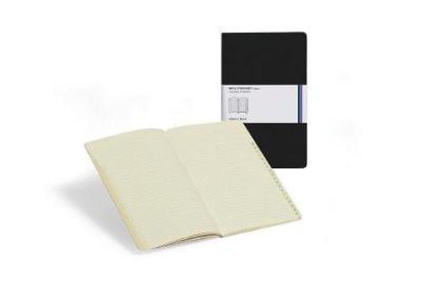 Picture of Moleskine Volant Large Address Book Black
