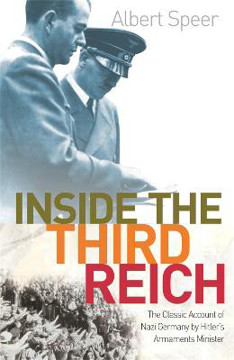 Picture of Inside The Third Reich