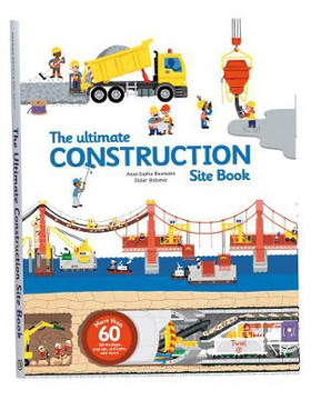 Picture of The Ultimate Construction Site Book: From Around the World