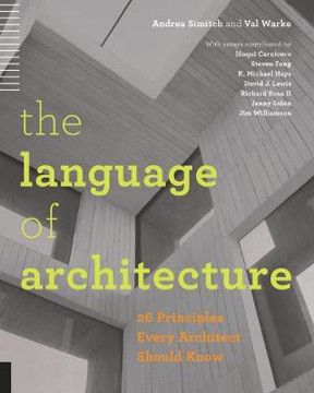 Picture of The Language of Architecture: 26 Principles Every Architect Should Know