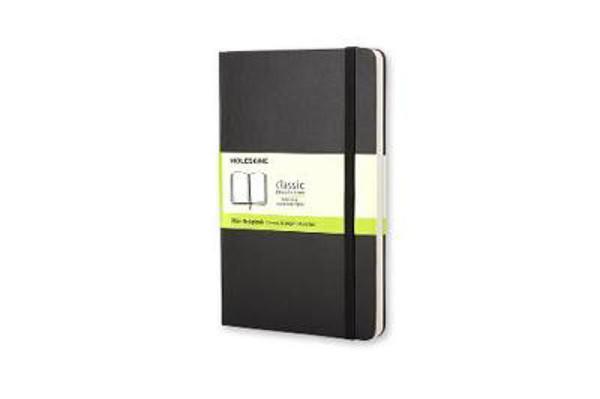 Picture of Moleskine Pocket Plain Hardcover Notebook Black