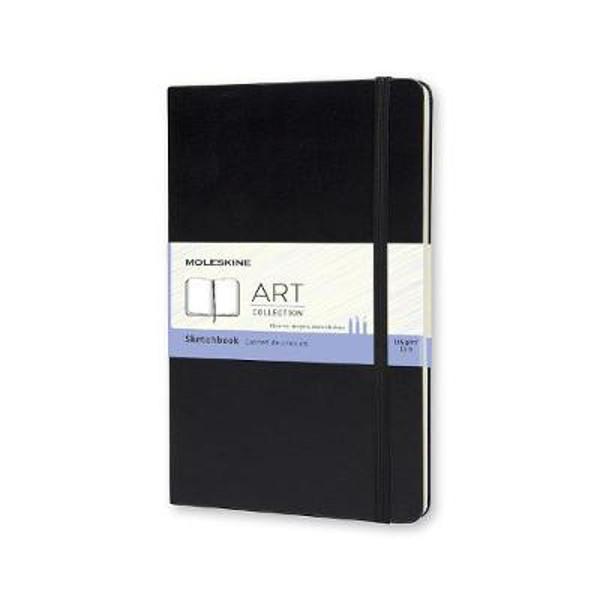 Picture of Moleskine Large Sketchbook Black