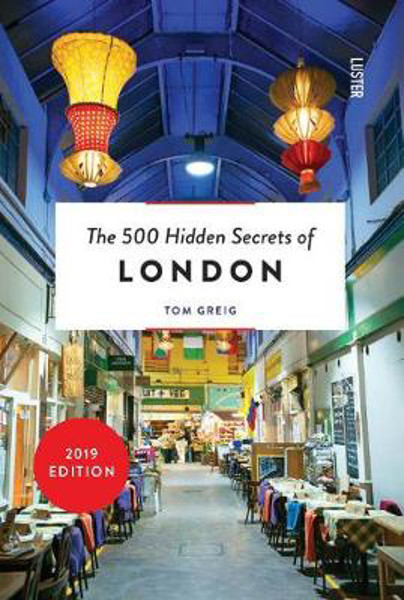 Picture of 500 Hidden Secrets of London