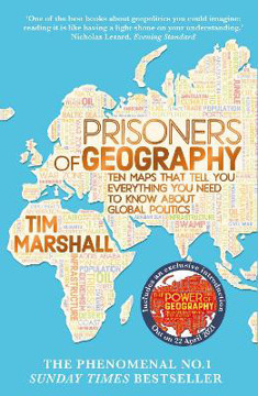Picture of Prisoners of Geography: Ten Maps That Tell You Everything You Need To Know About Global Politics