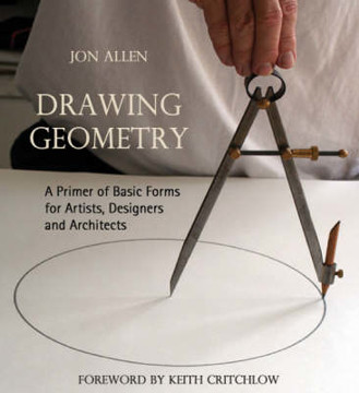 Picture of Drawing Geometry: A Primer of Basic Forms for Artists, Designers and Architects