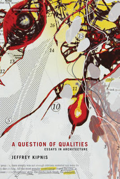 Picture of A Question of Qualities: Essays in Architecture