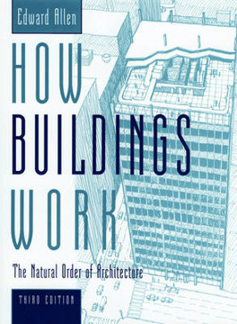 Picture of How Buildings Work: The Natural Order of Architecture