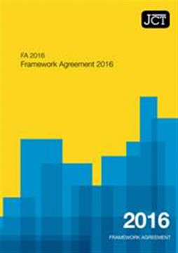 Picture of JCT Framework Agreement