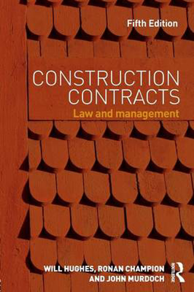 Picture of Construction Contracts: Law and Management