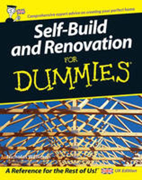 Picture of Self Build and Renovation For Dummies