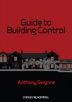 Picture of Guide to Building Control: For Domestic Buildings