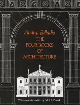 Picture of The Four Books of Architecture