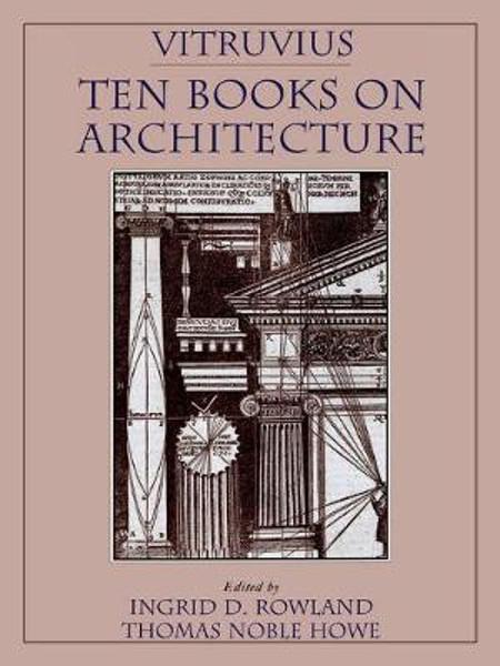 Picture of Vitruvius: 'Ten Books on Architecture'