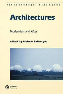 Picture of Architectures: Modernism and After