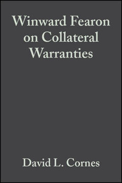 Picture of Winward Fearon on Collateral Warranties