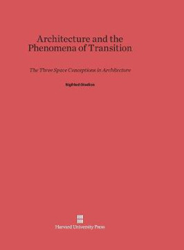 Picture of Architecture and the Phenomena of Transition