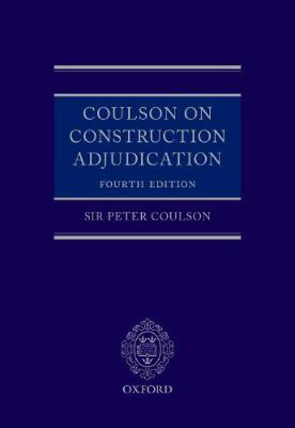 Picture of Coulson on Construction Adjudication