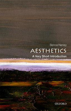 Picture of Aesthetics: A Very Short Introduction