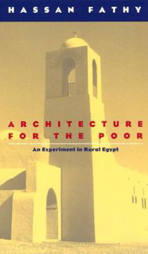 Picture of Architecture for the Poor: An Experiment in Rural Egypt