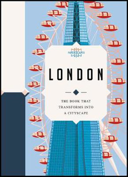 Picture of Paperscapes: London: The book that transforms into a cityscape