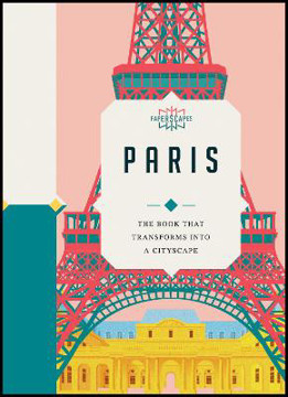 Picture of Paperscapes: Paris: The book that transforms into a cityscape