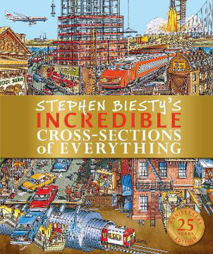Picture of Stephen Biesty's Incredible Cross-Sections of Everything