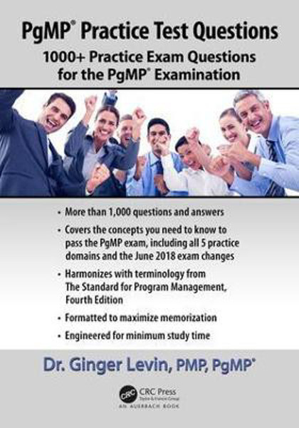 Picture of PgMP (R) Practice Test Questions: 1000+ Practice Exam Questions for the PgMP (R) Examination
