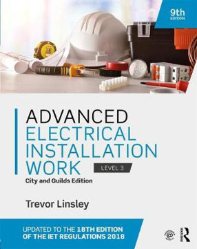Picture of Advanced Electrical Installation Work: City and Guilds Edition 9th Ed.