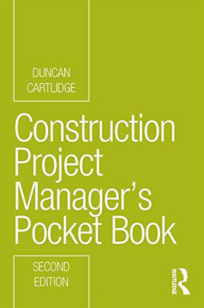 Picture of Construction Project Manager's Pocket Book