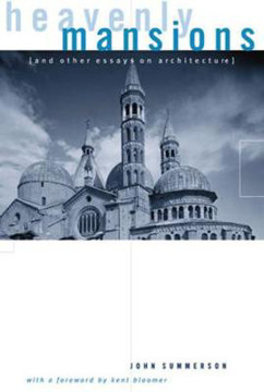 Picture of Heavenly Mansions: and Other Essays on Architecture
