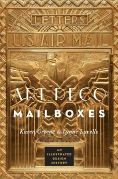 Picture of Art Deco Mailboxes: An Illustrated Design History