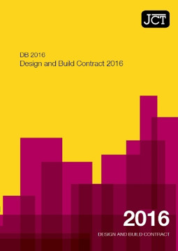 Picture of JCT: Design and Build Contract 2016 (DB)