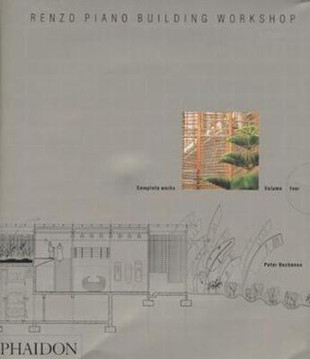 Picture of Renzo Piano Building Workshop; Complete Works Volume 4