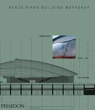 Picture of Renzo Piano Building Workshop; Complete Works Volume 5