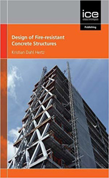Picture of Design of Fire Resistant Concrete Structures