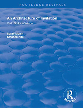 Picture of An Architecture of Invitation: Colin St John Wilson