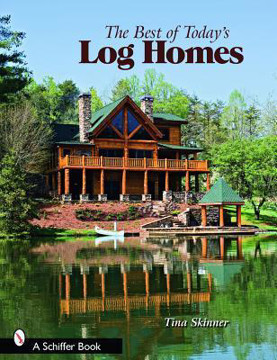 Picture of Best of Today's Log Homes, the Firm