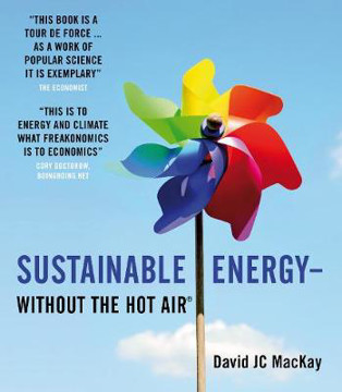 Picture of Sustainable Energy - without the hot air