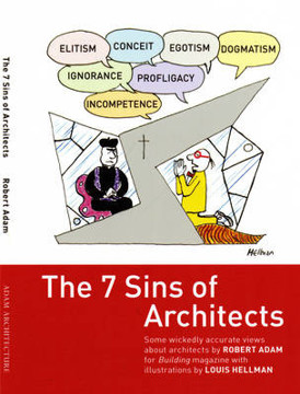 Picture of The 7 Sins of Architects