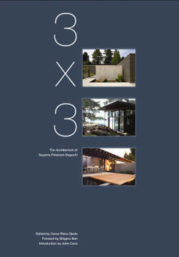 Picture of 3 x 3: Architecture of Suyama Peterson Deguchi