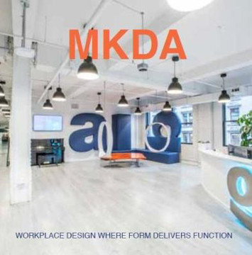 Picture of MKDA: Workplace Design Where Form Delivers Function