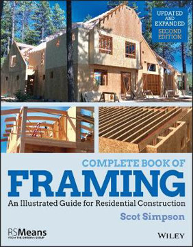 Picture of Complete Book of Framing: An Illustrated Guide for Residential Construction
