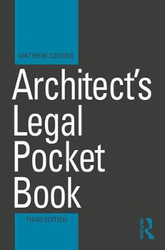 Picture of Architect's Legal Pocket Book