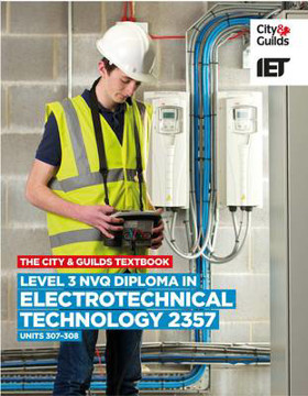 Picture of Level 3 NVQ Diploma in Electrotechnical Technology 2357 Units 307-308 Textbook