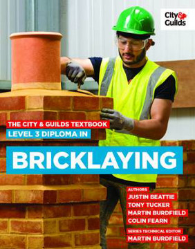 Picture of The City & Guilds Textbook: Level 3 Diploma in Bricklaying