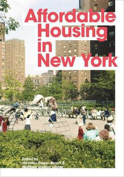 Picture of Affordable Housing in New York: The People, Places, and Policies That Transformed a City