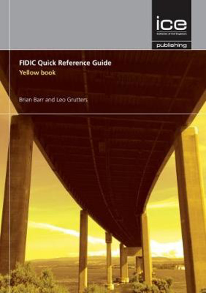 Picture of FIDIC Quick Reference Guide: Yellow Book