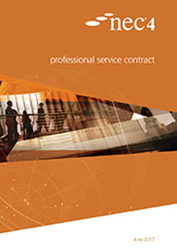 Picture of NEC4: Professional Service Contract Bundle