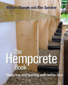 Picture of The Hempcrete Book: Designing and Building with Hemp-Lime